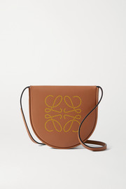 Loewe Heel mini leather shoulder bag