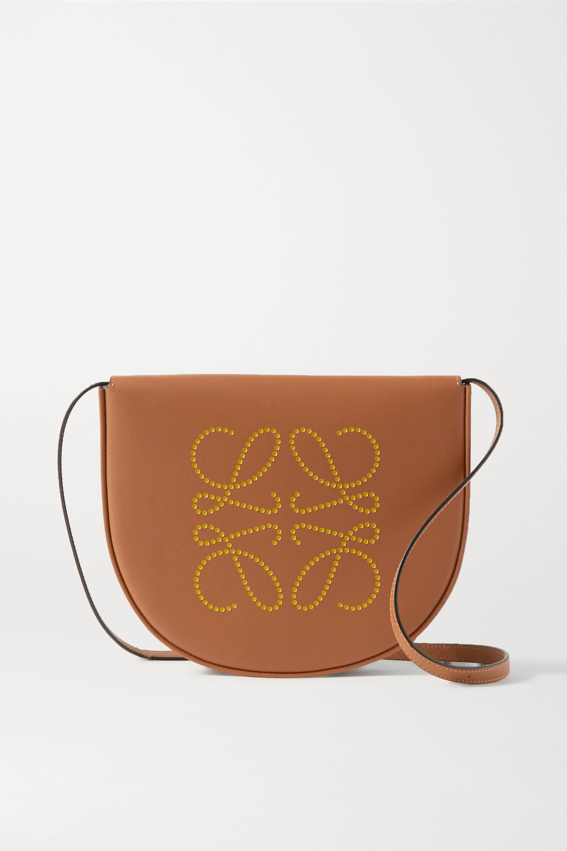 Loewe Heel small leather shoulder bag