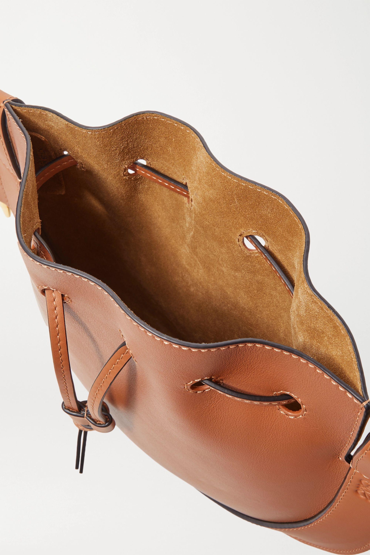 Loewe Horseshoe leather shoulder bag