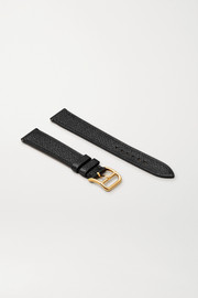 Hermès Timepieces Heure H Double Jeu 21mm leather watch strap