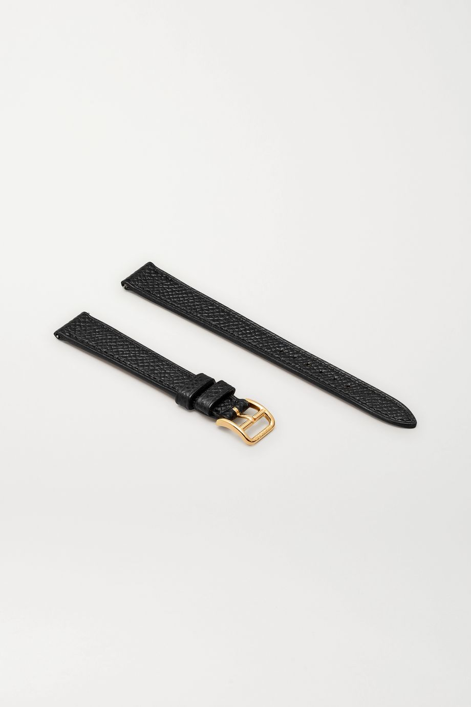 Hermès Timepieces Heure H 17.2mm leather watch strap