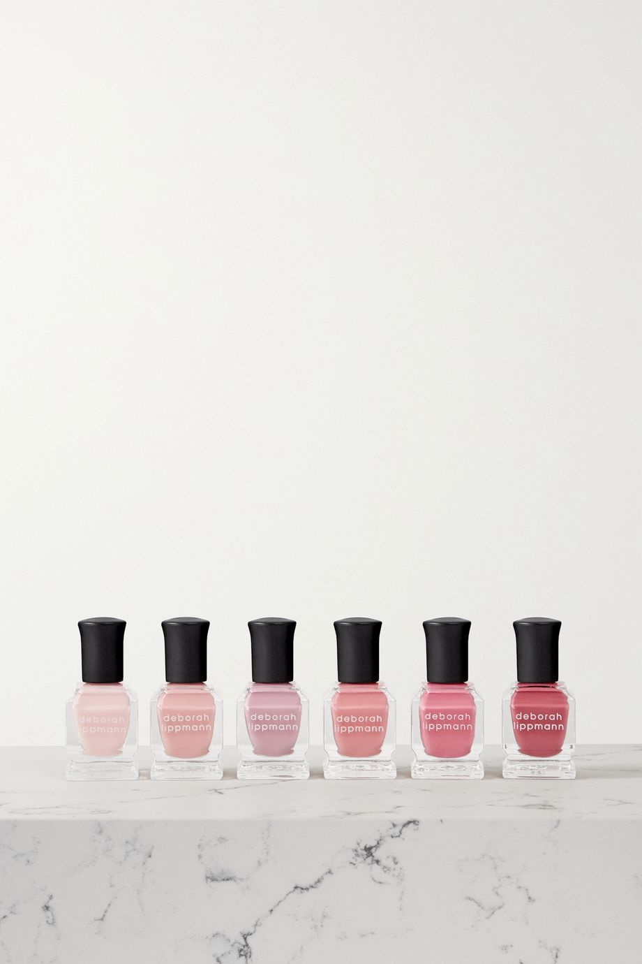 Deborah Lippmann Make Me Blush Gel Lab Pro Nail Polish Set