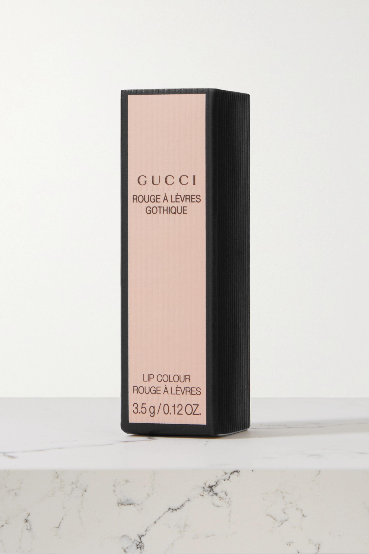 Gucci Beauty Rouge à Lèvres Gothique Lipstick - Norma Pink 408