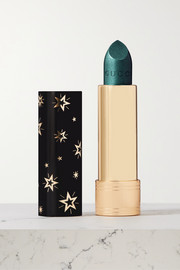 Gucci Beauty Rouge à Lèvres Gothique Lipstick - Princess Olga Green 709