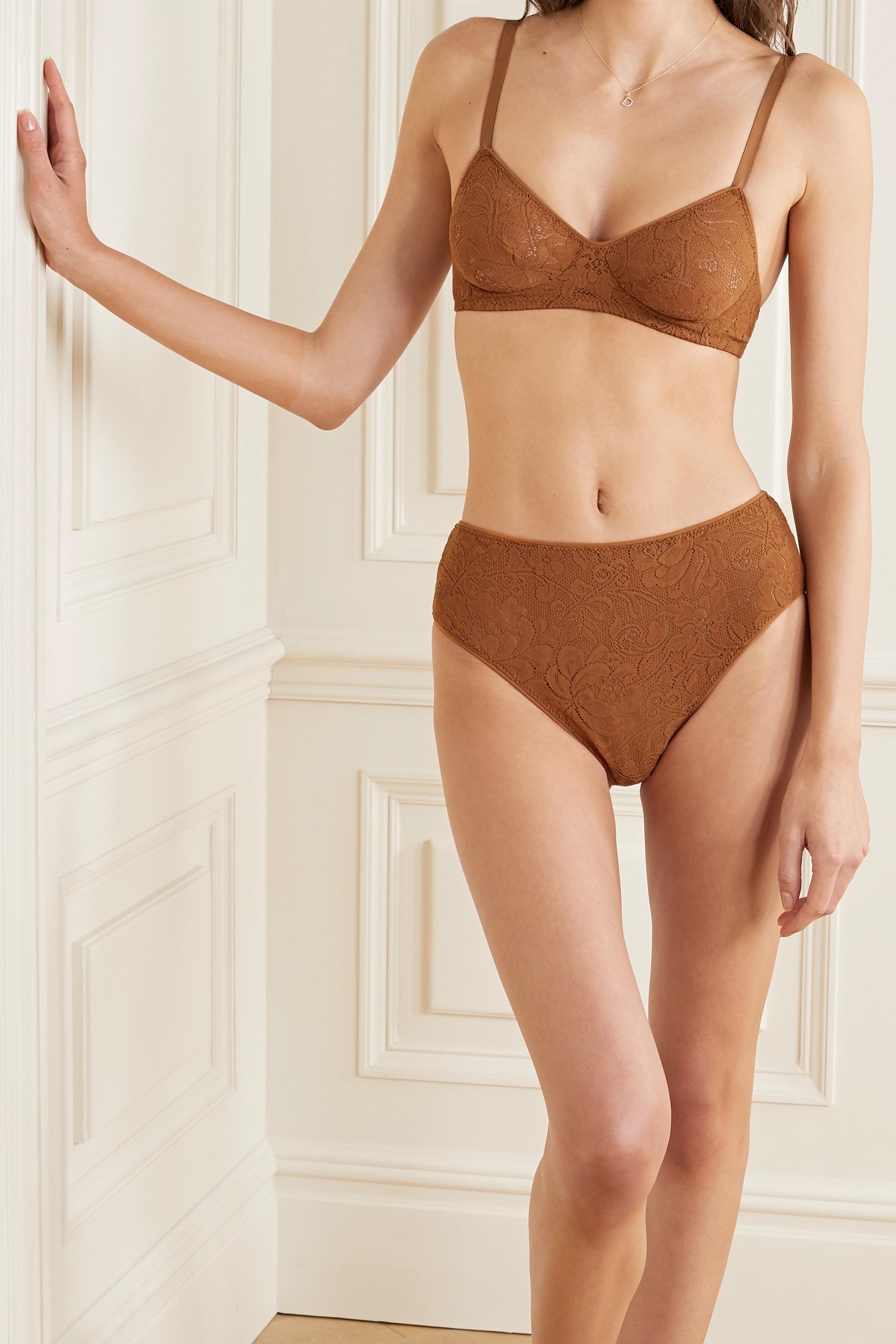 Araks Tamara stretch-lace soft-cup bra