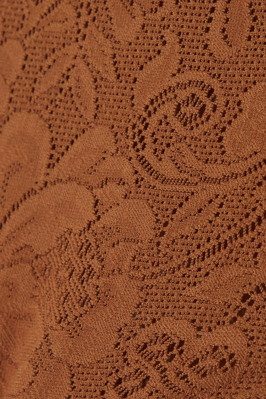 Araks + NET SUSTAIN Tali stretch-lace briefs