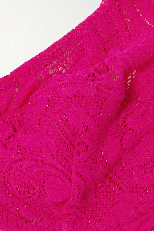 Araks + NET SUSTAIN Waverly stretch-lace underwired soft-cup bra