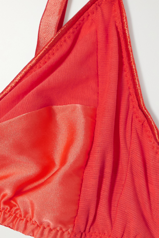 Araks Soutien-gorge triangle en coton et en soie stretch Yanelis - NET SUSTAIN
