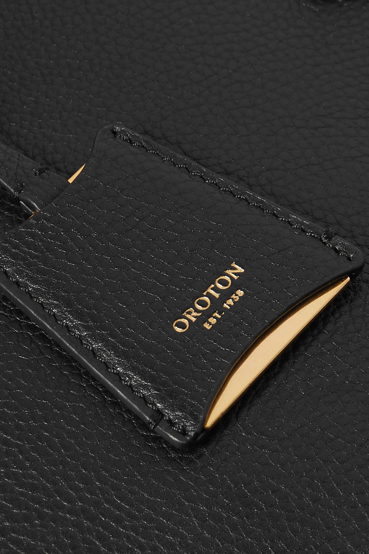Oroton Anouk small textured-leather tote