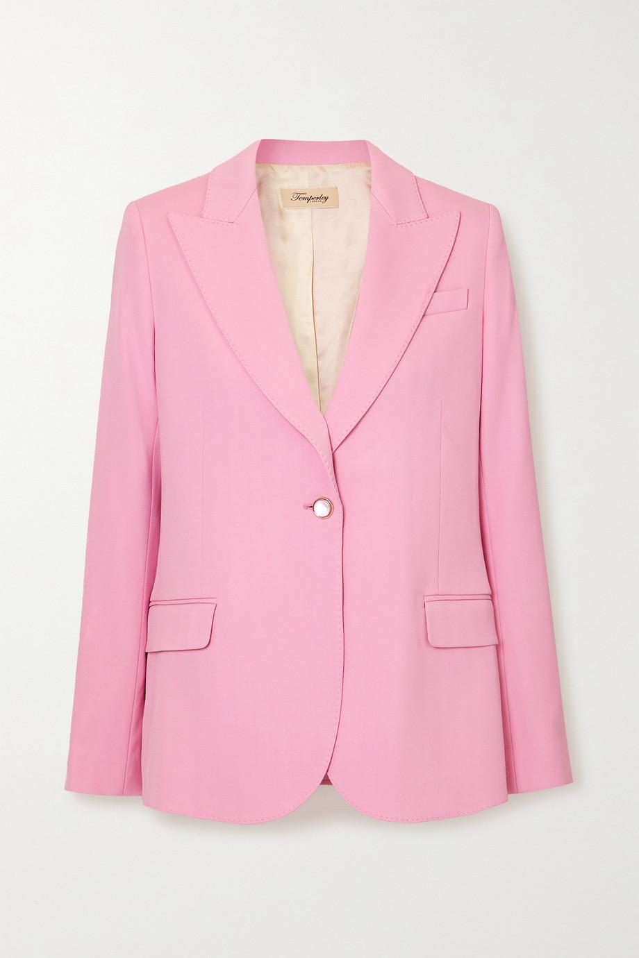 Temperley London Marlene 羊毛西装外套
