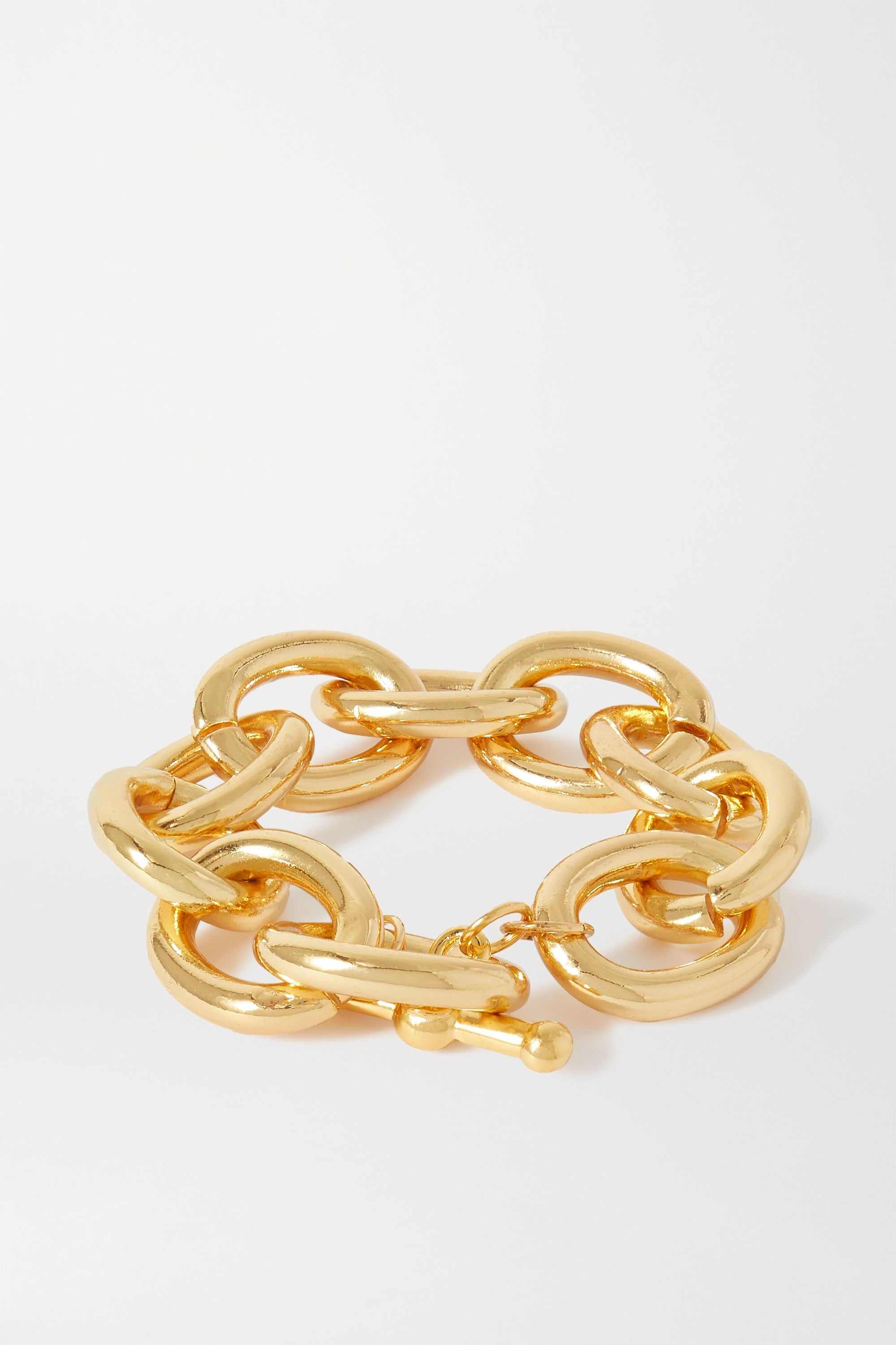 Kenneth Jay Lane Bracelet doré