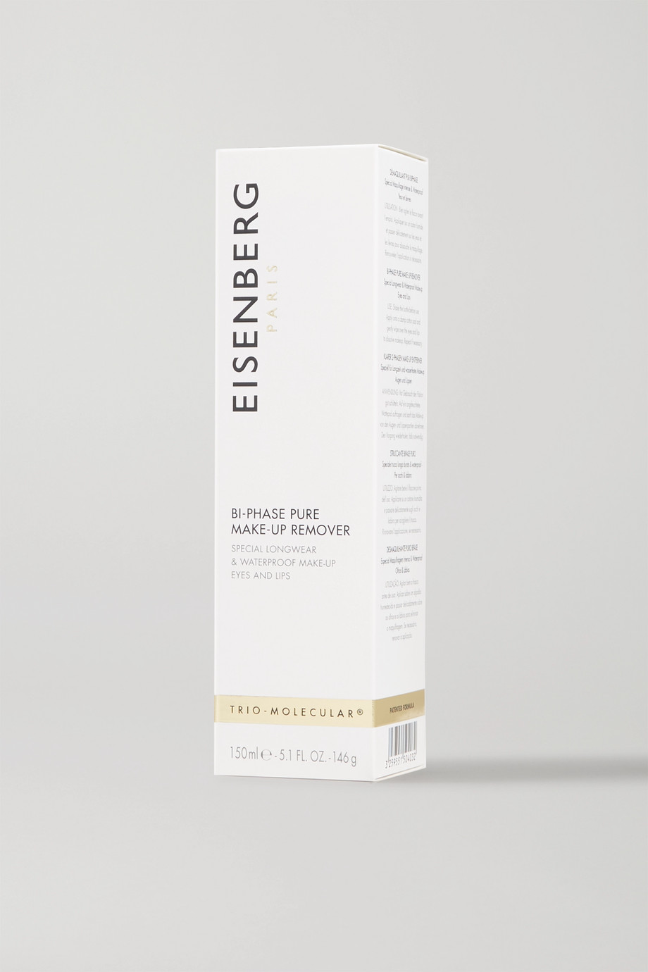 EISENBERG Paris Bi-Phase Pure Make-Up Remover, 150ml