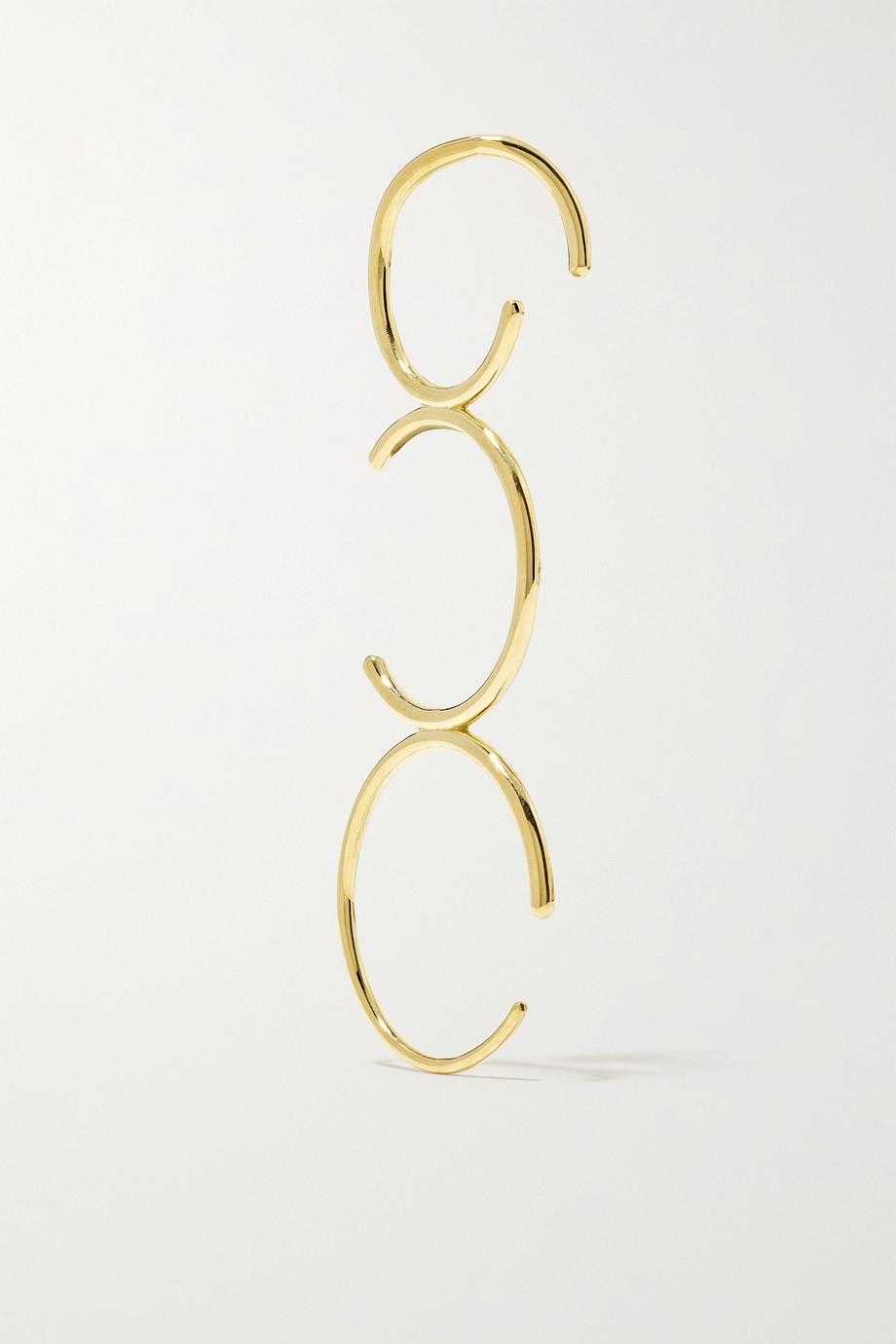 KATKIM 18-karat gold ear cuff
