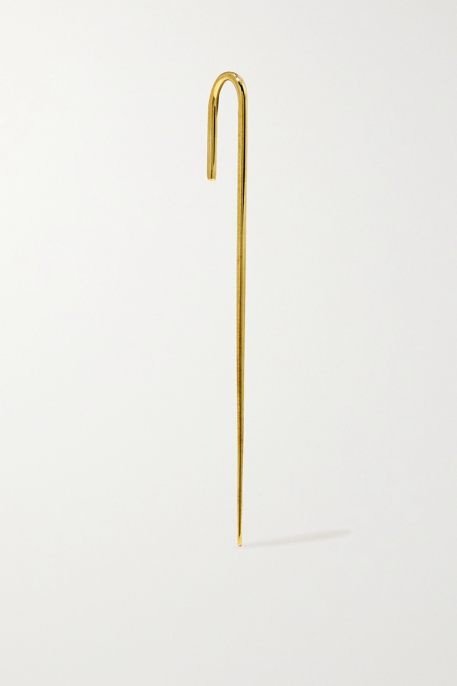 KATKIM Thread Ear Cuff aus Gold