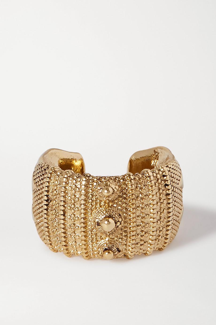 Etro Gold-tone ear cuff