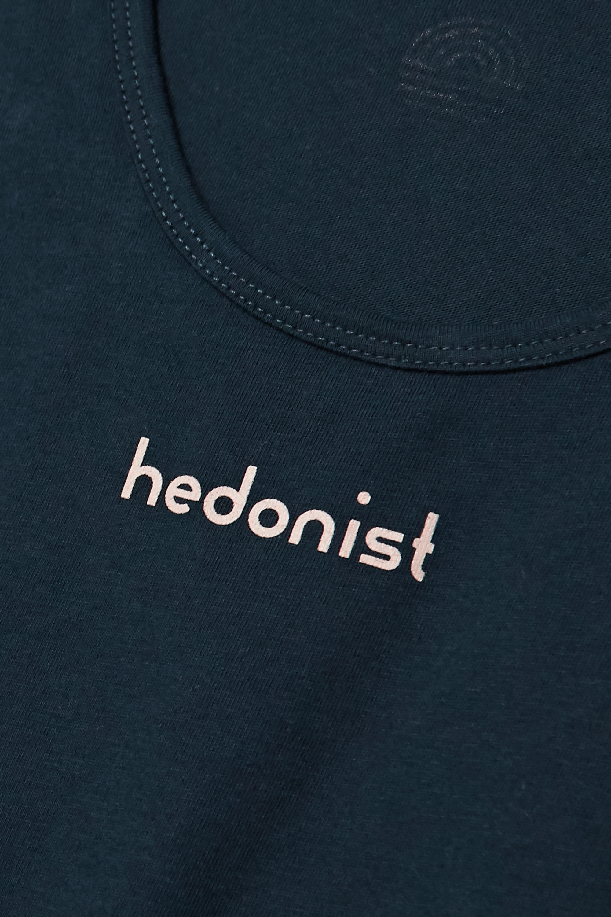Paradised Hedonist printed cotton-jersey tank