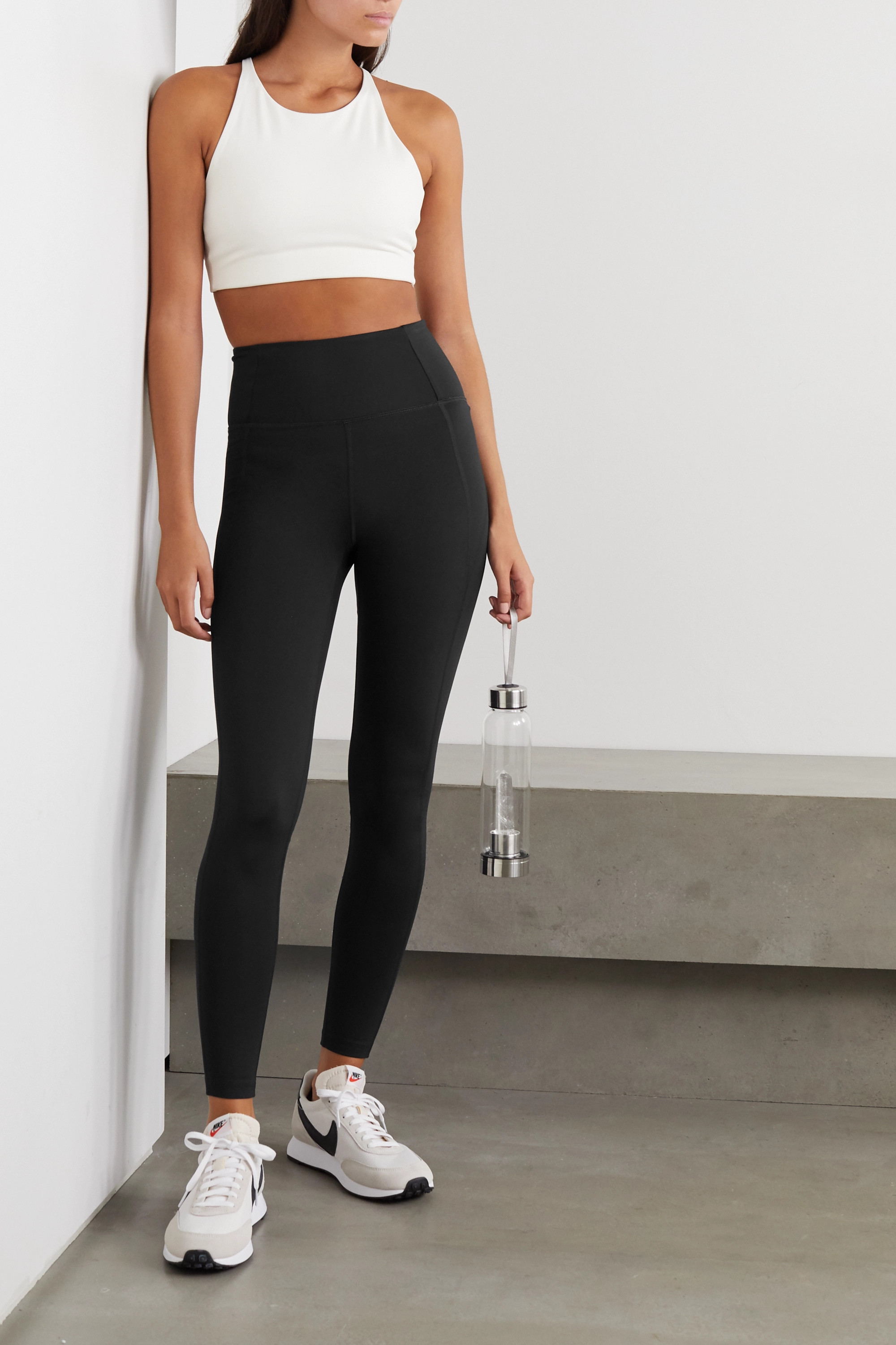 Girlfriend Collective Legging stretch Compressive