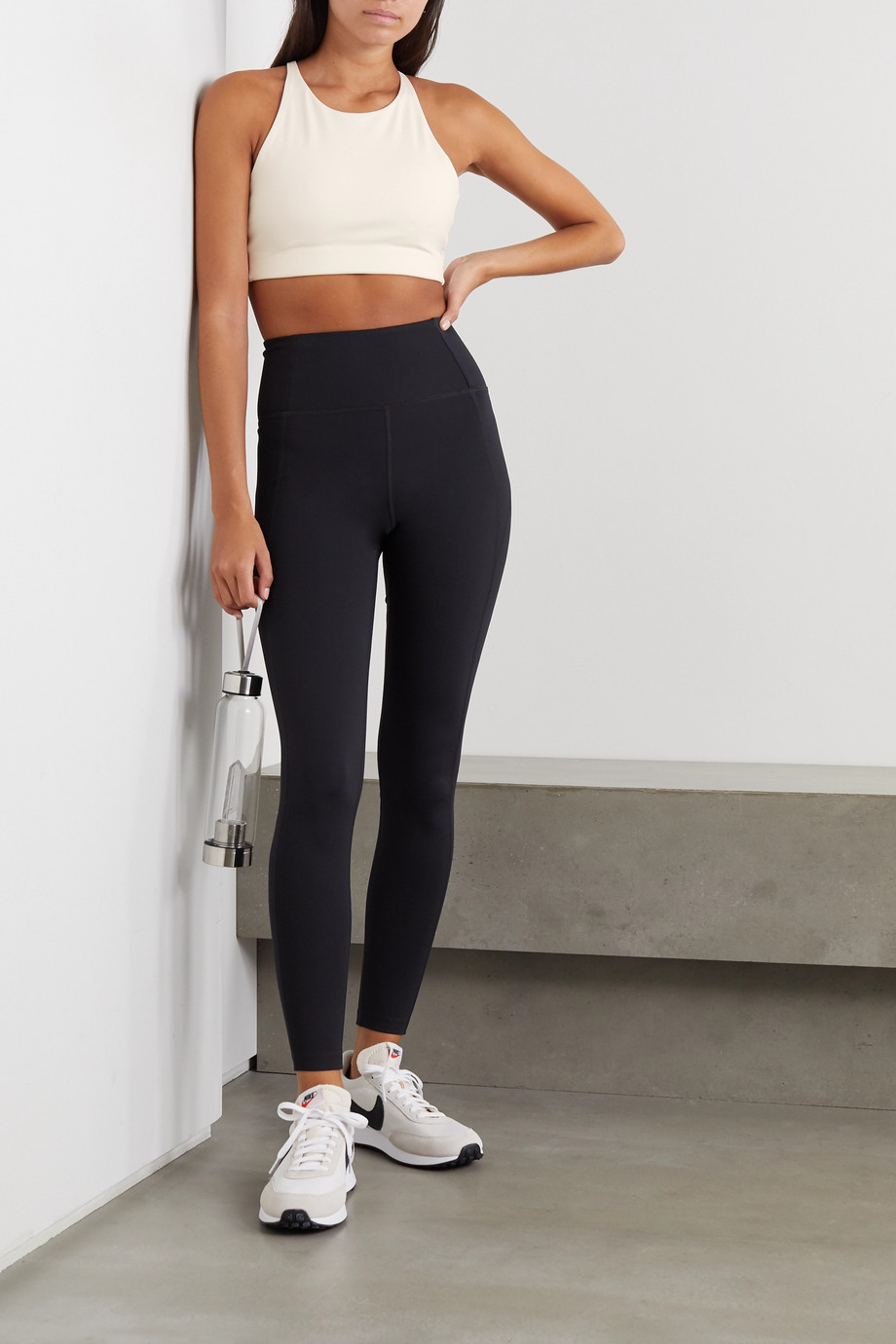 Girlfriend Collective Topanga stretch sports bra