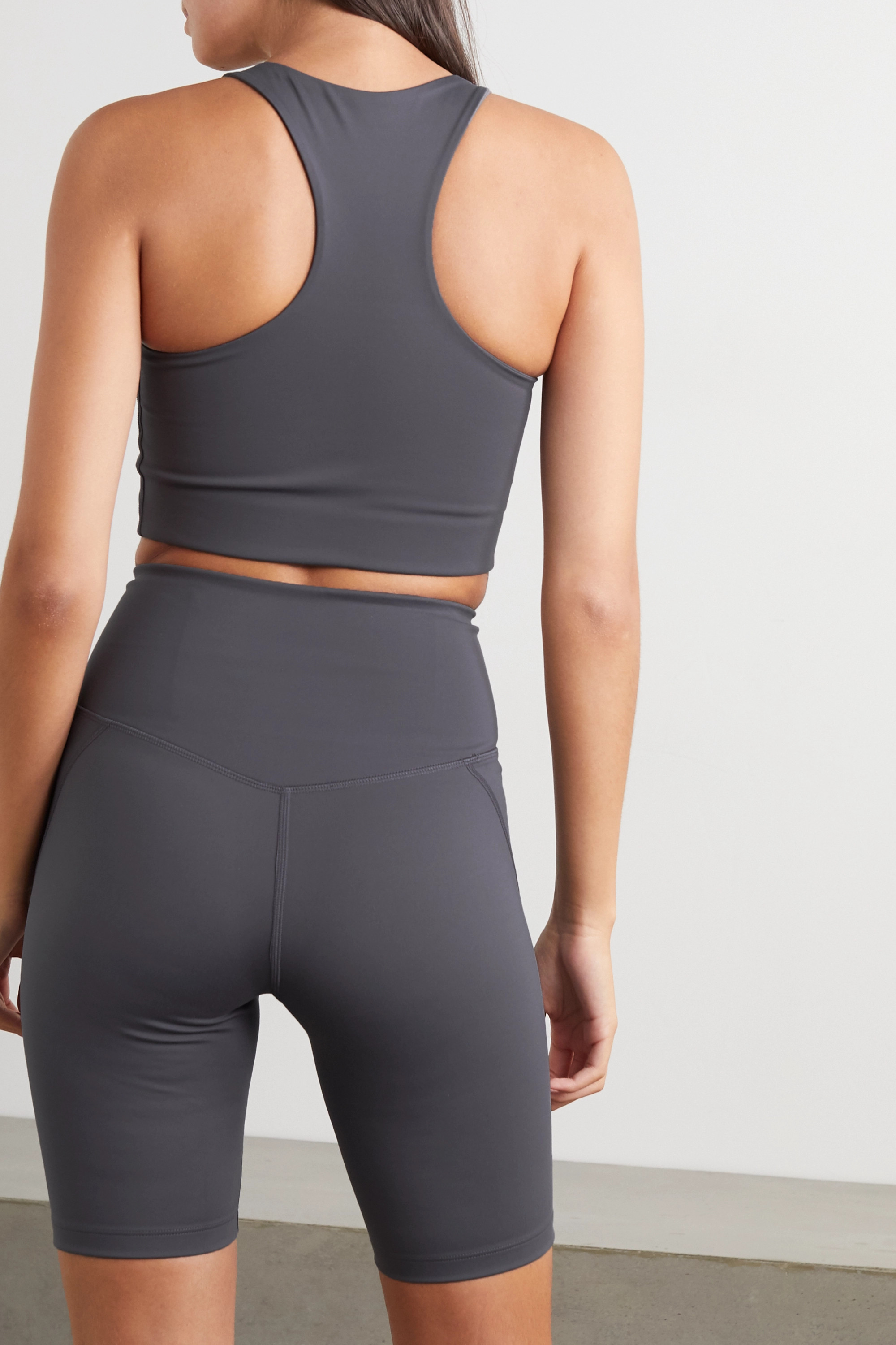 Girlfriend Collective Brassière de sport stretch Paloma - NET SUSTAIN