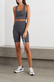 Girlfriend Collective + NET SUSTAIN Paloma stretch sports bra