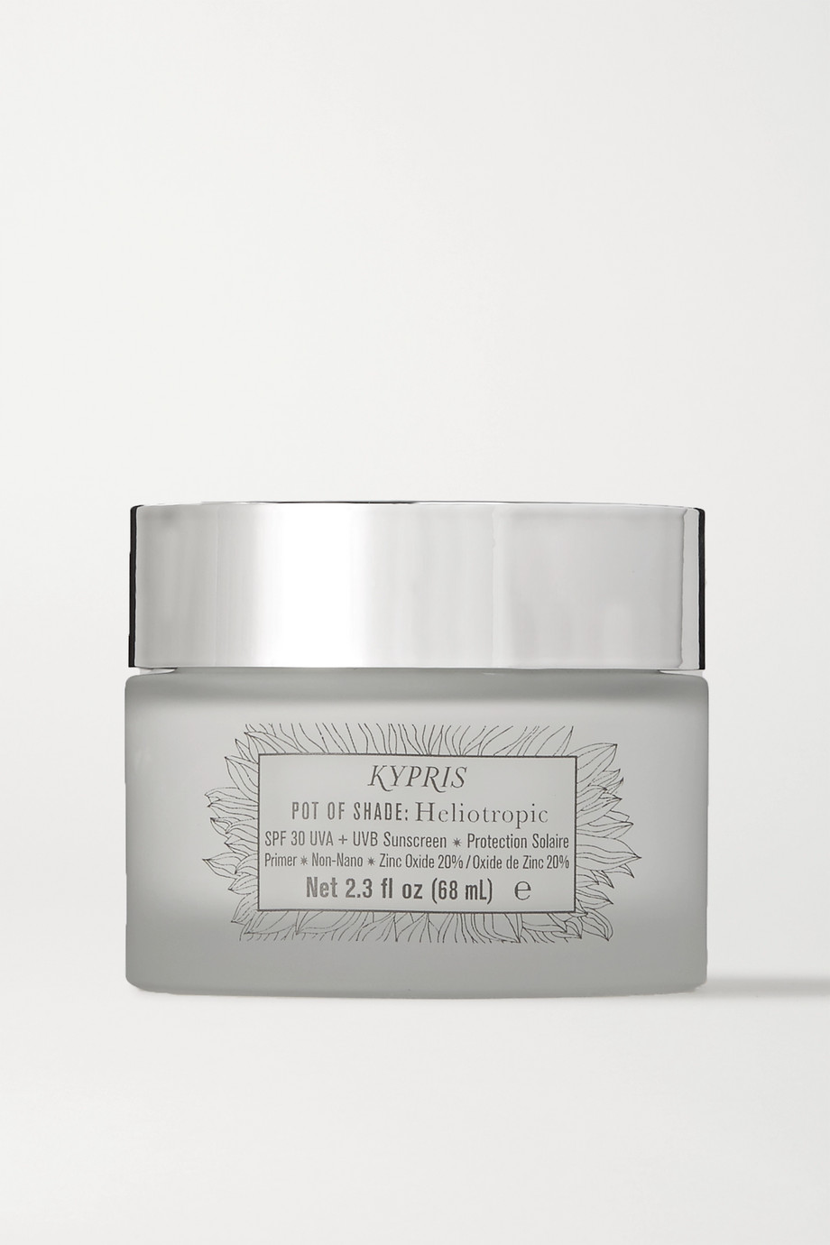 Kypris Beauty Pot of Shade: Heliotropic SPF30, 68ml