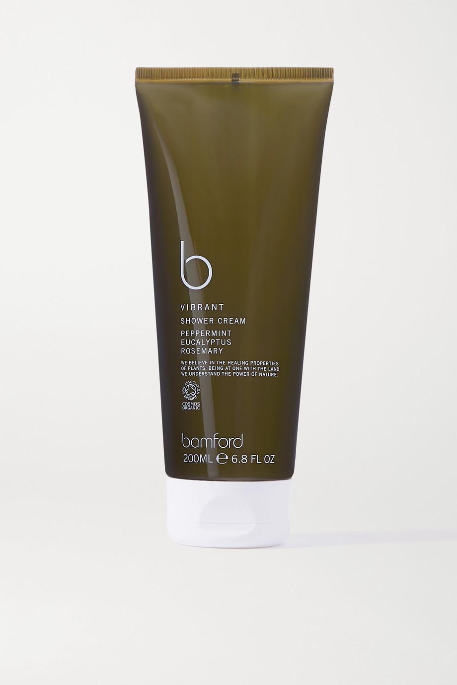 Bamford B Vibrant Shower Cream, 200 ml – Duschcreme
