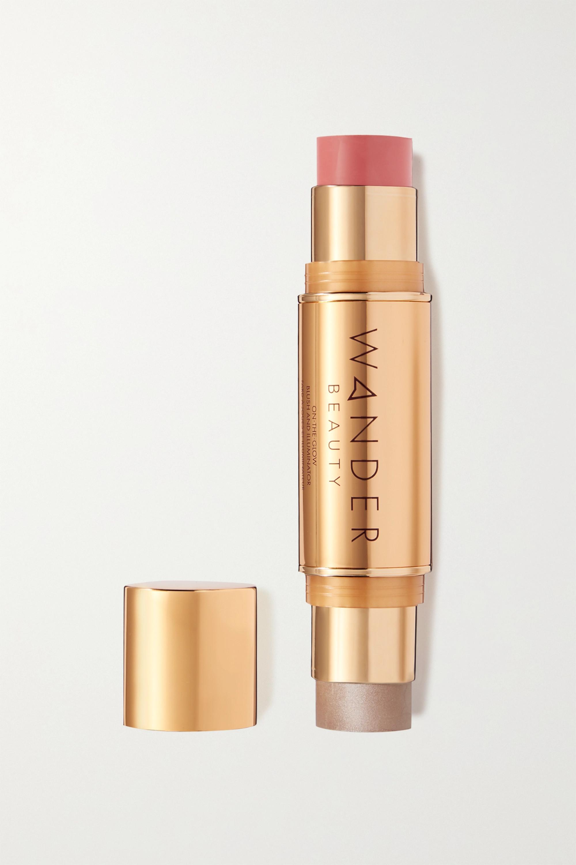 Wander Beauty On-the-Glow Blush and Illuminator - Petal Pink