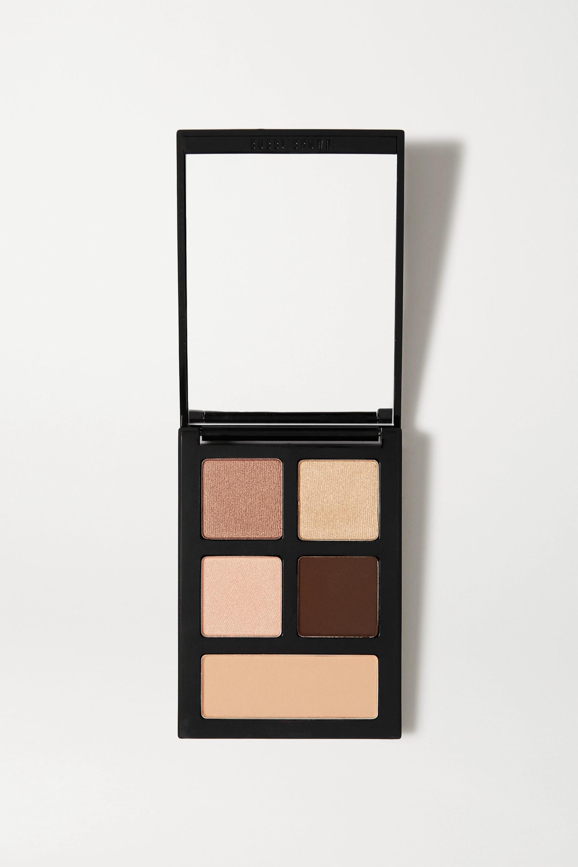 Bobbi Brown The Essential Multicolor Eye Shadow Palette - Burnished Bronze