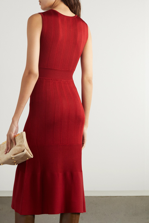 Jason Wu Ribbed-knit dress