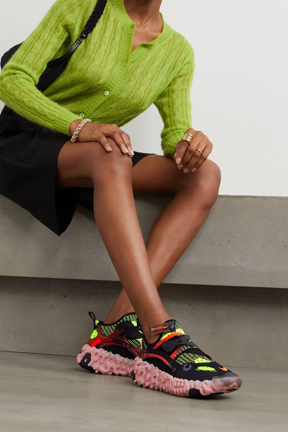 Nike ISPA OverReact Flyknit Sneakers