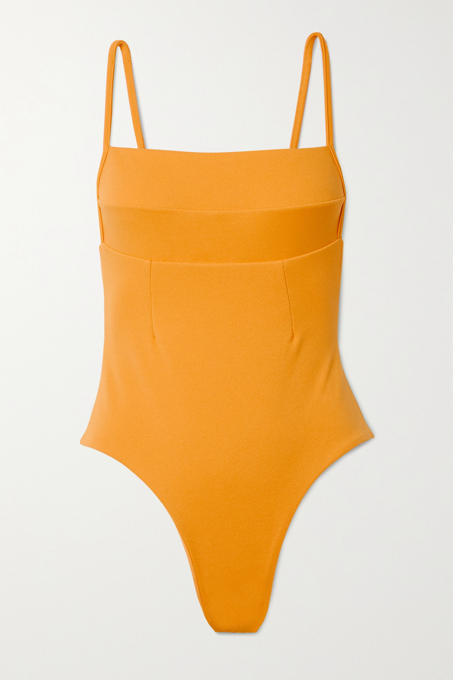 Haight Paula stretch-crepe swimsuit