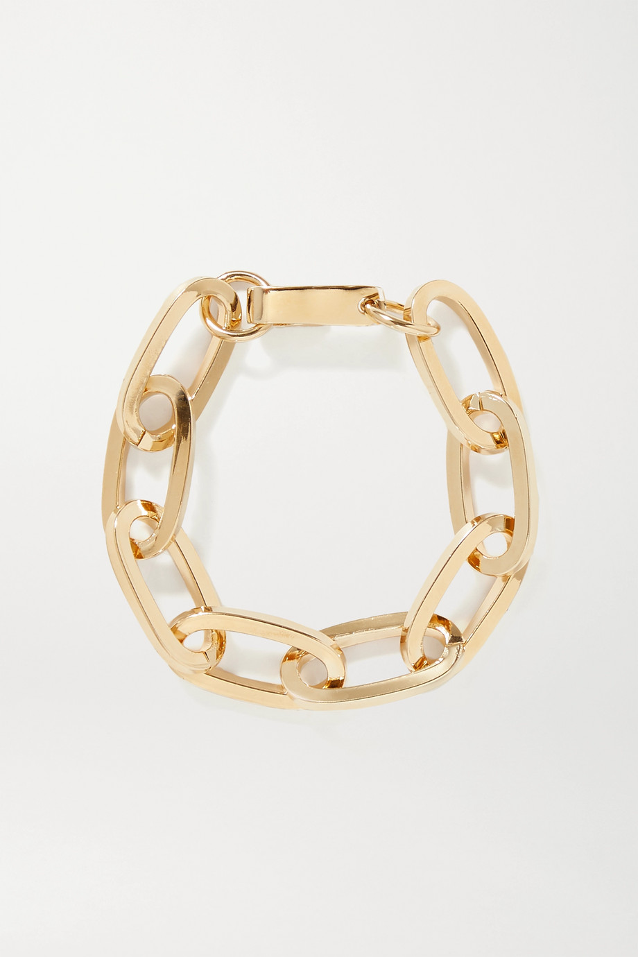 Jennifer Fisher Essential gold-plated bracelet