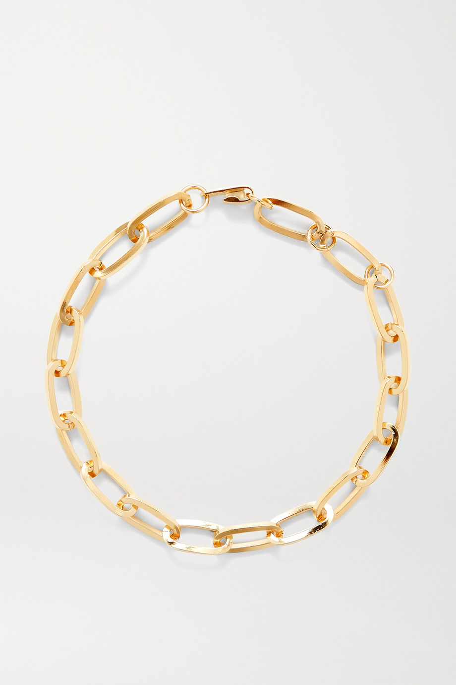 Jennifer Fisher Large Essential gold-plated choker