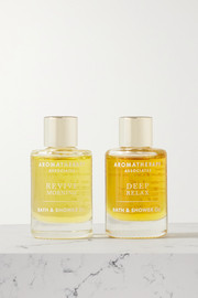 Perfect Partners Essential Bath & Shower Oils, 2 x 9ml