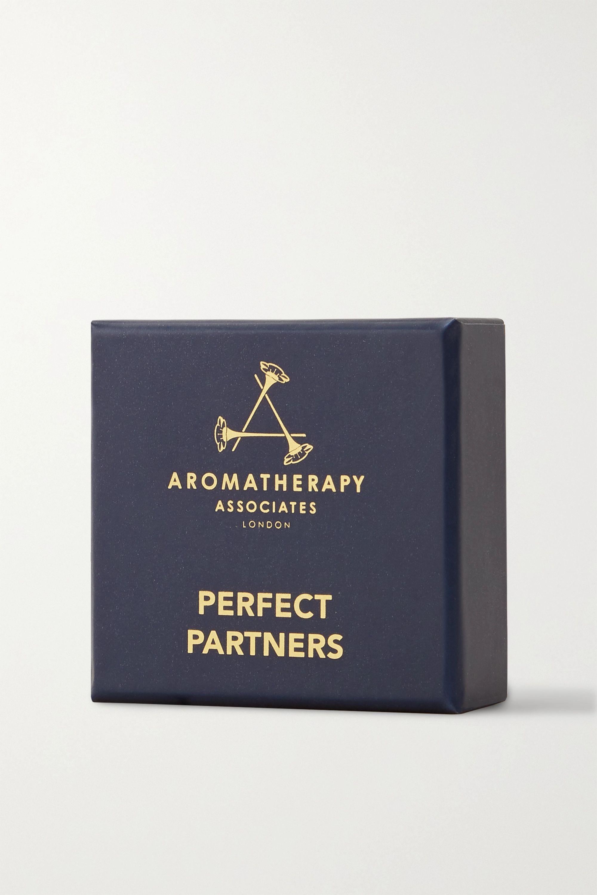 Aromatherapy Associates 日夜良伴沐浴油礼盒,2 x 9ml