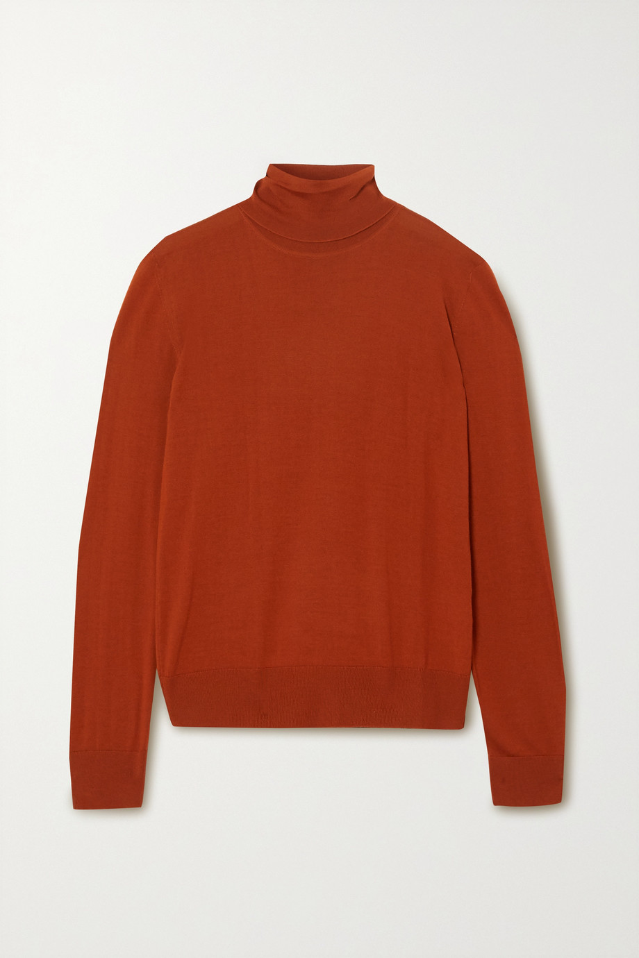 Dolce & Gabbana Wool turtleneck sweater