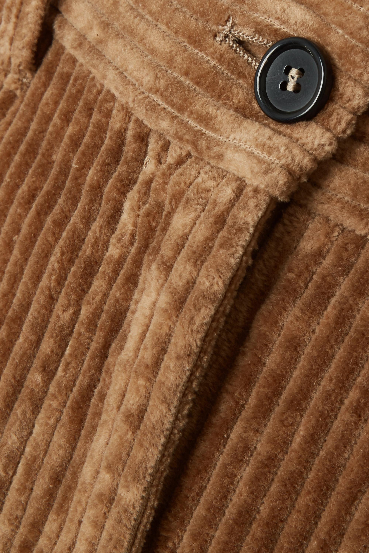 Dolce & Gabbana Culottes aus Cord aus einer Baumwollmischung