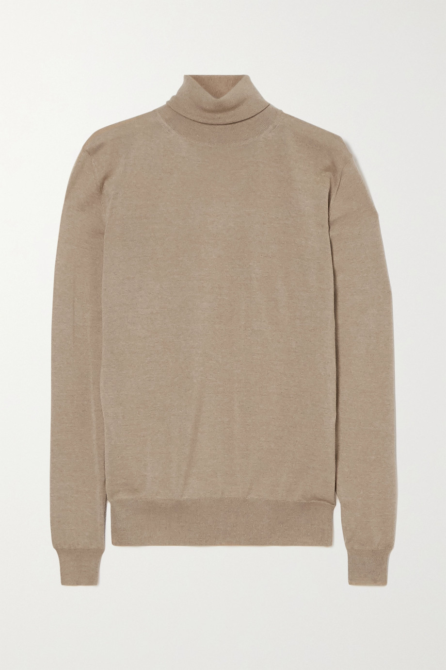 Stella McCartney Virgin wool turtleneck sweater