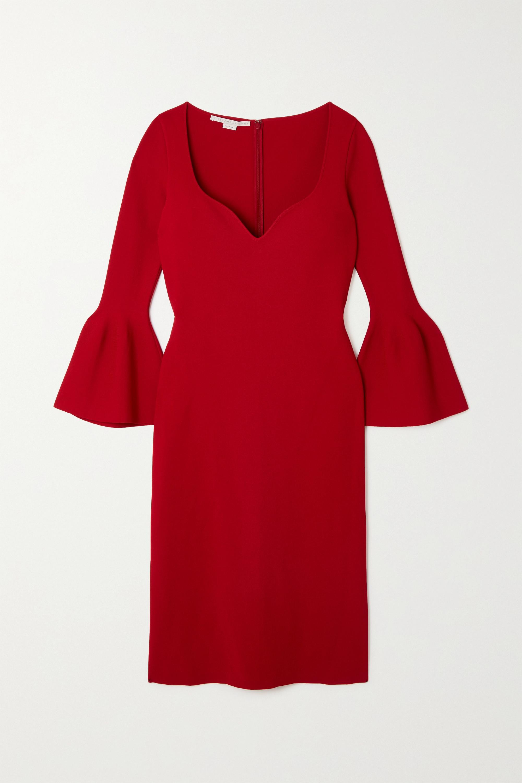 Stella McCartney Kleid aus Stretch-Strick