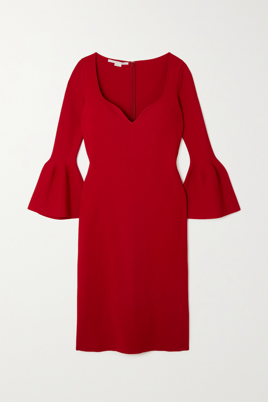 Stella McCartney Kleid aus Stretch-Strick