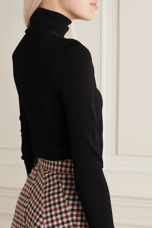 Stella McCartney + NET SUSTAIN knitted turtleneck sweater