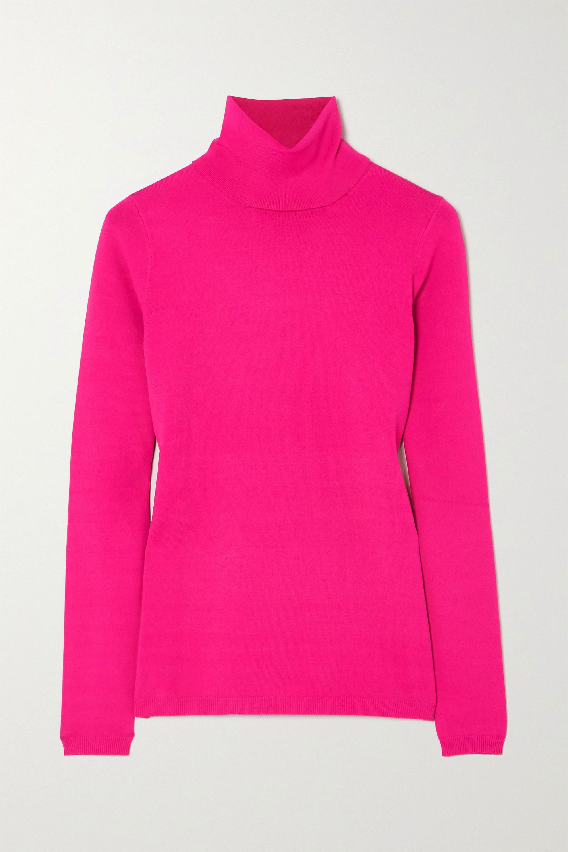 Stella McCartney Knitted turtleneck sweater