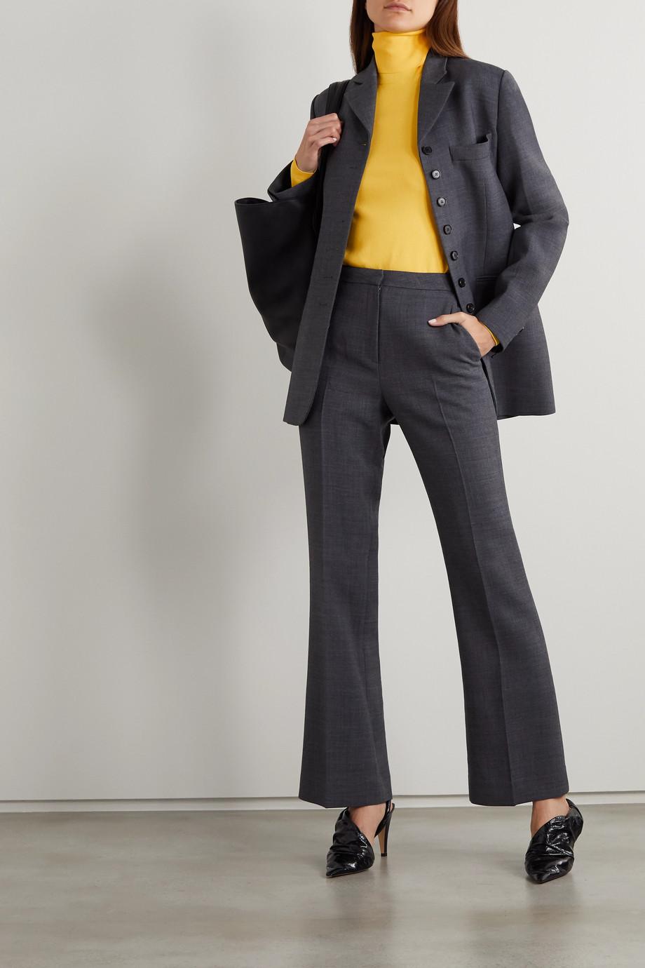 Stella McCartney Strickpullover mit Rollkragen
