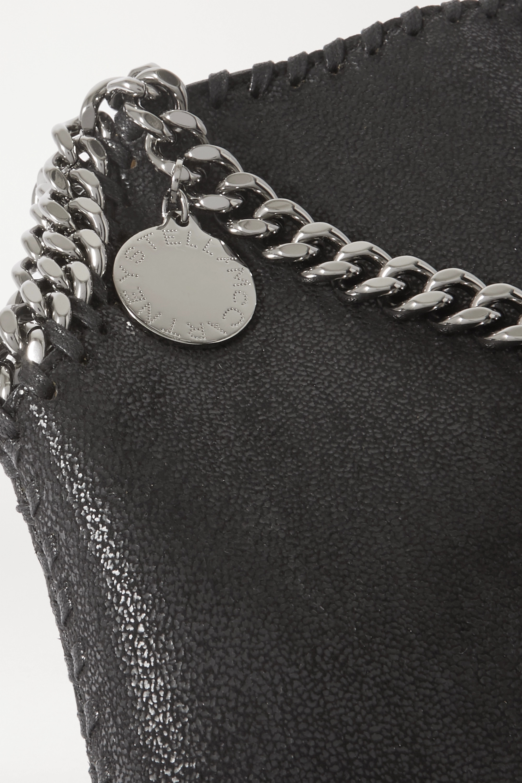 Stella McCartney The Falabella medium vegetarian brushed-leather shoulder bag