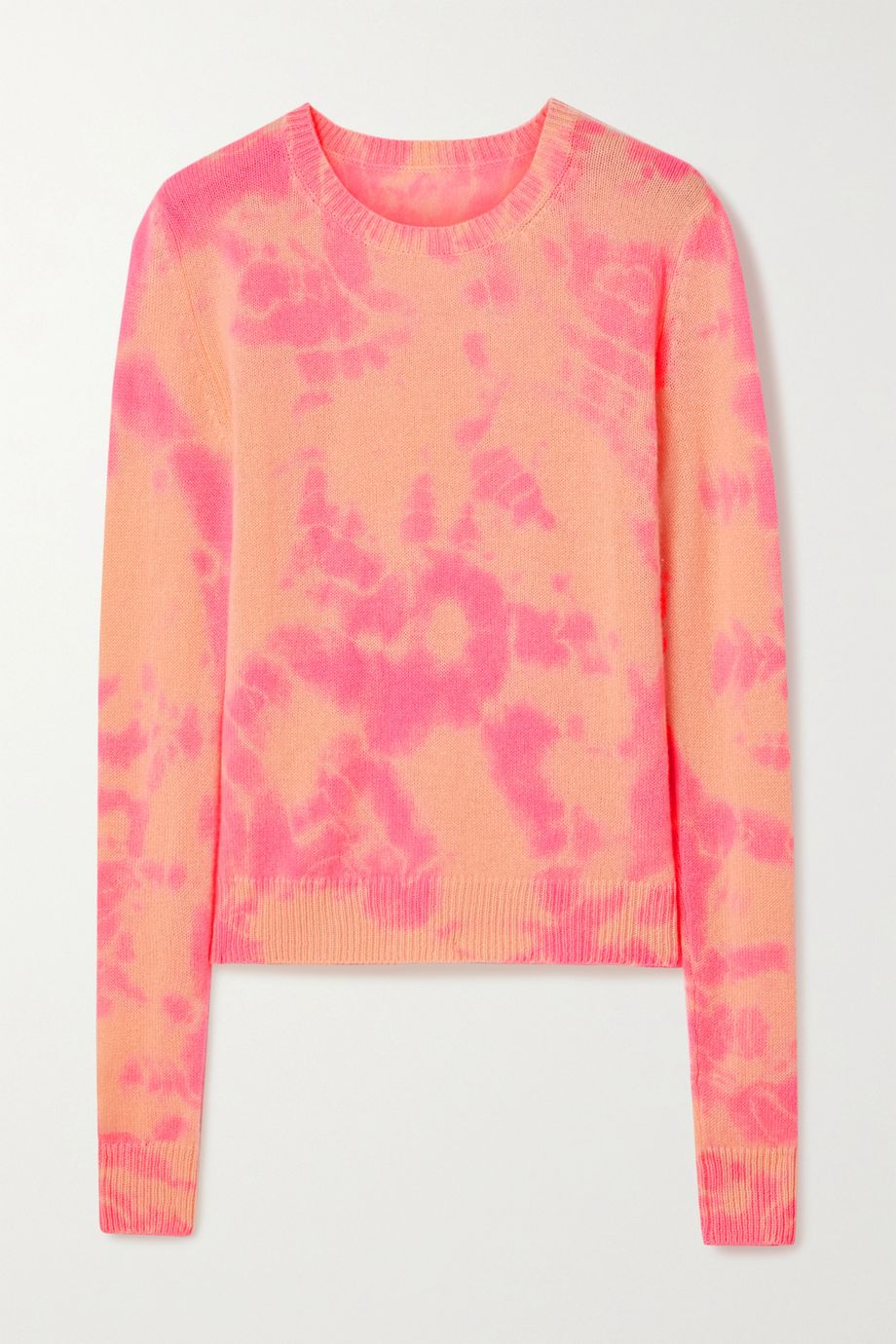 The Elder Statesman Hot Tranquility tie-dyed cashmere sweater