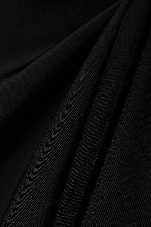 JW Anderson 单肩链条缀饰绉纱上衣