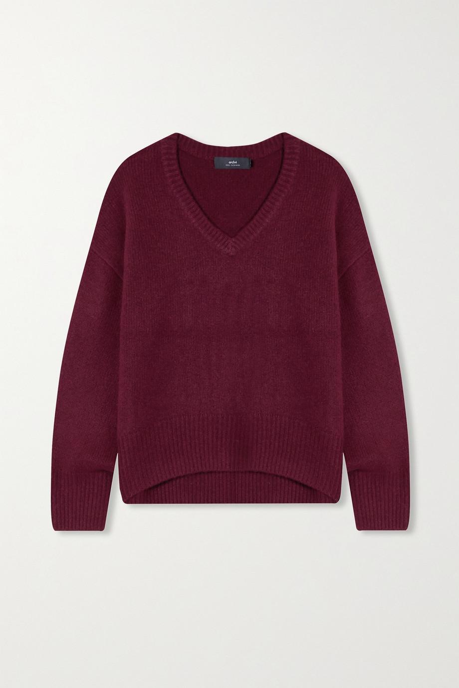Arch4 Battersea cashmere sweater
