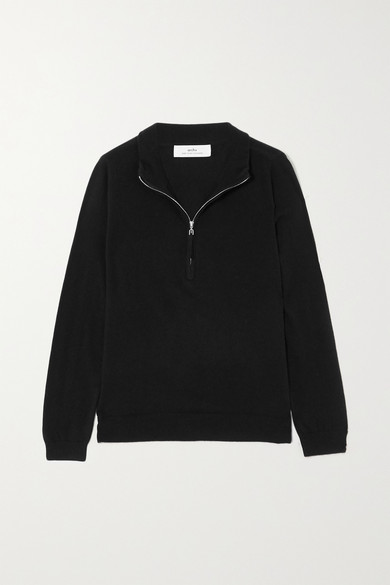 Arch4 - Baby Cashmere Sweater - Black