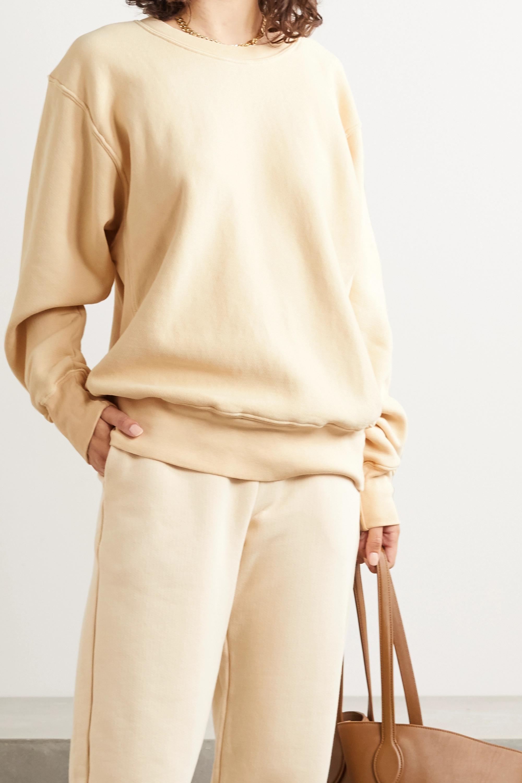 Les Tien 纯棉平纹布卫衣