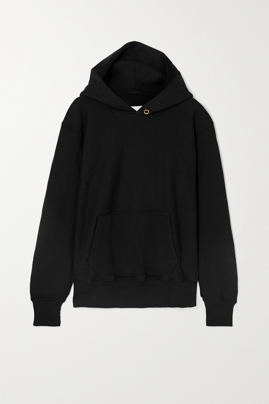 Les Tien Cotton-jersey hoodie